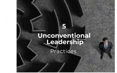 Aligned 4 Growth:  5 Unconventional Leadership Practices for long-term sustainable success.