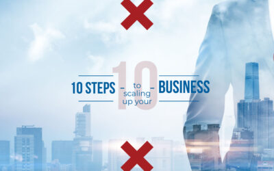 10 steps to scaling up your business – Next level Growth
