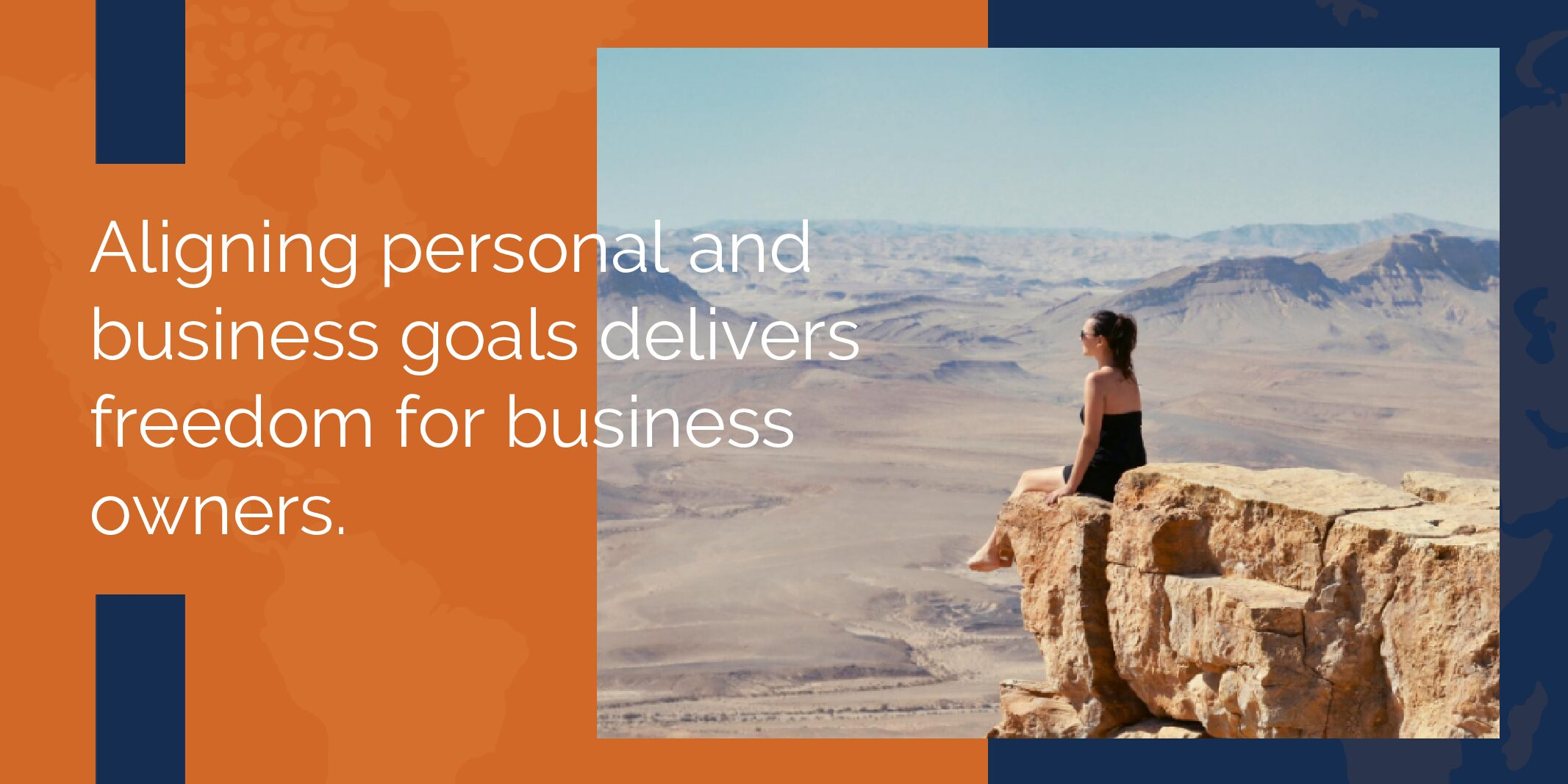 Aligning Personal and Business Goals as a business owner to achieve balance and fulfilment.